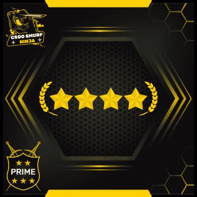 Gold Nova Master Prime