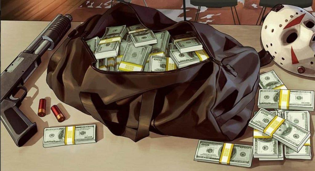 Buy GTA V Add Money
