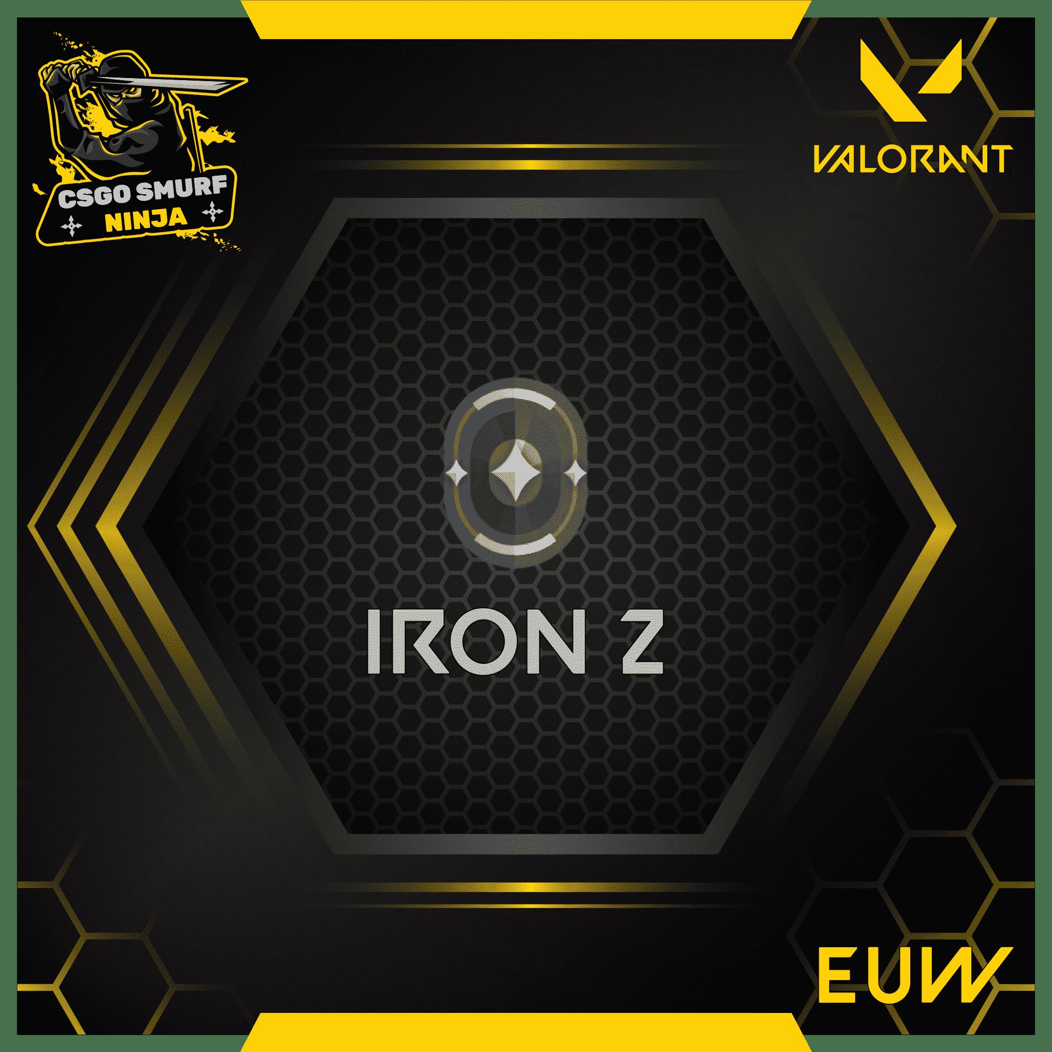 Valorant Iron 2