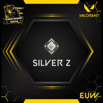 Valorant Silver 2 Eu