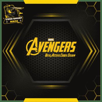 avengers beta access codes