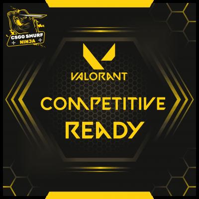 valorant competitive ready