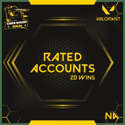 Buy Valorant Account