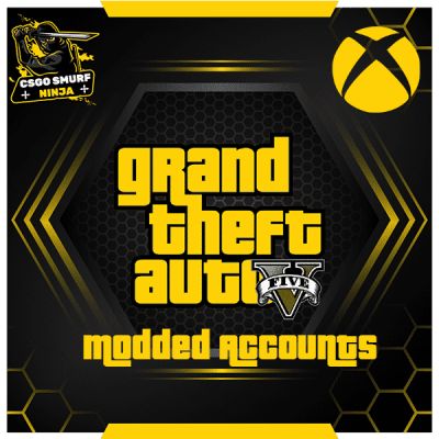 gta v xbox modded accounts