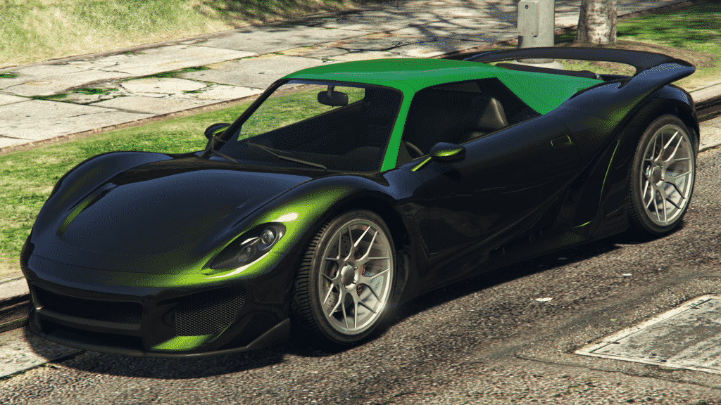 fastest cars in gta 5