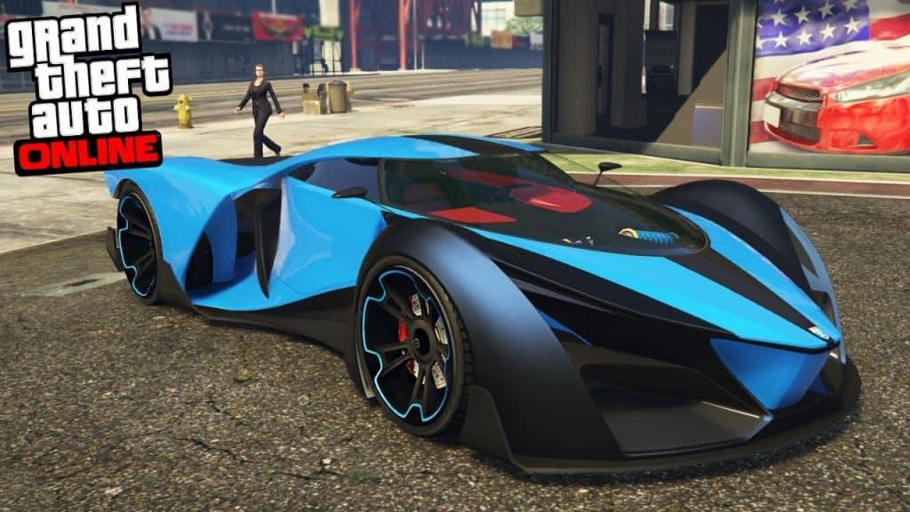 gta online fastest cars