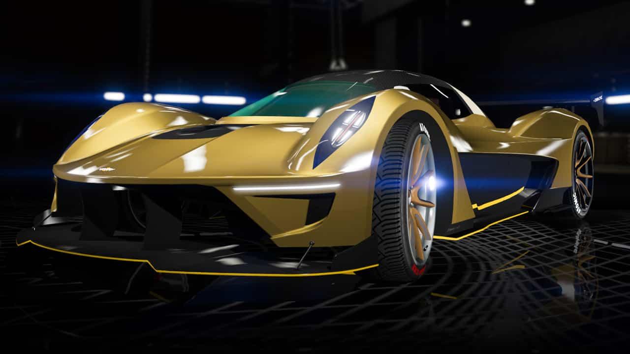 gta v fastest cars