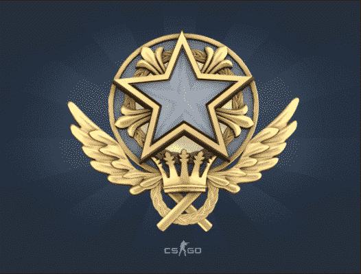 csgo 2021 service medal