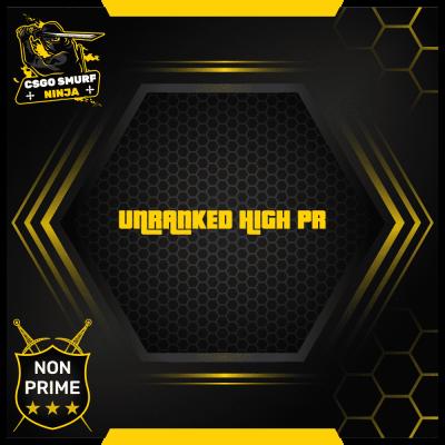 unranked high pr